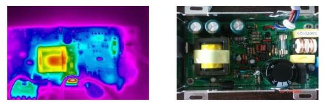 在通常条件下,所有的元件均应布置在印制电路的同一面上,只有在顶层